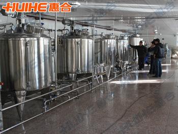 食品饮料生产线