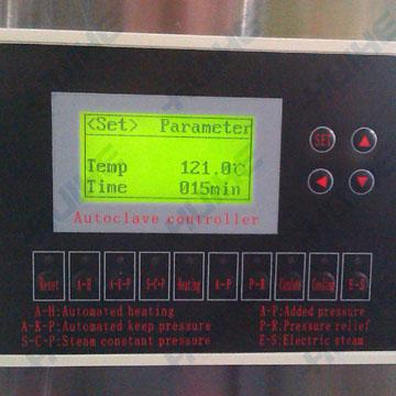 全自动杀菌锅PLC控制系统