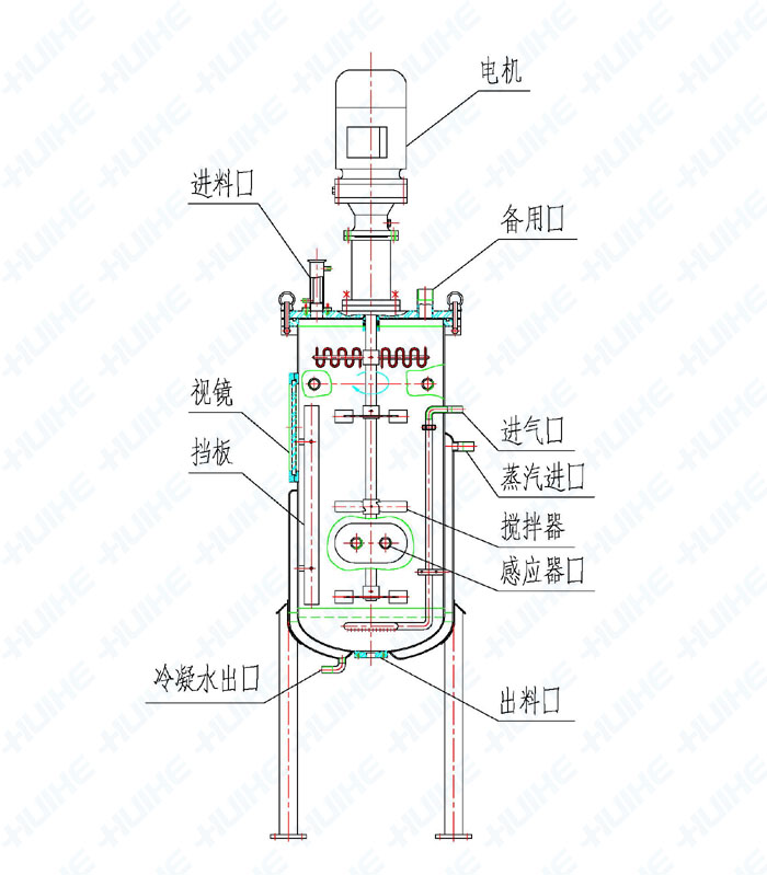 浅析发酵罐的应用领域,结构特点及发展趋势