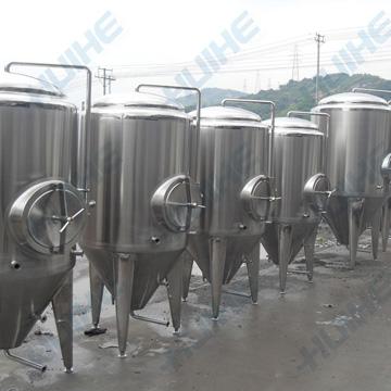 影响啤酒发酵罐清洗效果的因素有哪些?