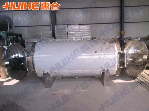 Double Door Autoclave Finished Picture & Double Door Autoclave - Hangzhou Huihe Equipment Co. Ltd. pezcame.com