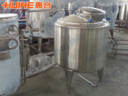 不锈钢储存罐的分类及价格